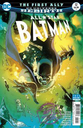 Preview VO - All-Star Batman #12 1
