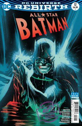 Preview VO - All-Star Batman #12 2