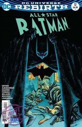 Preview VO - All-Star Batman #12 3