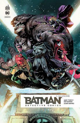 Preview VF - Detective Comics Rebirth Tome 1 1