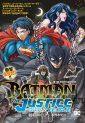 Un premier aperçu du manga Batman and the Justice League 2