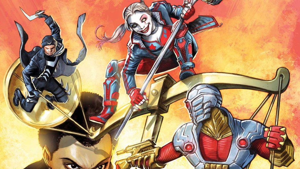 Review VF - Suicide Squad Rebirth #1 2