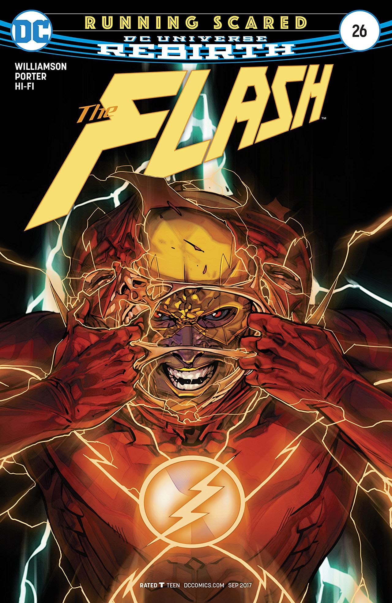 review THE FLASH #26