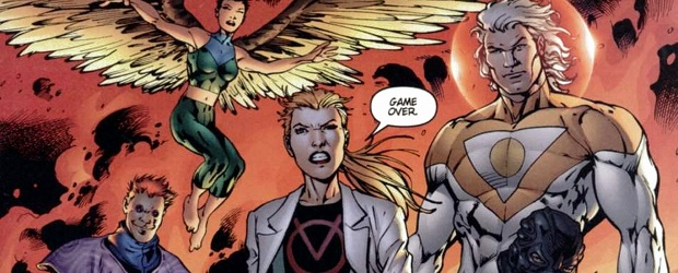 Review VF - The Authority Tome 1 1