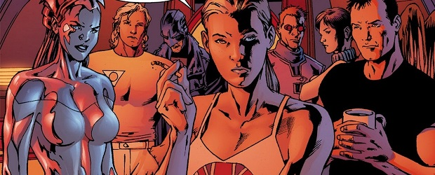 Review VF - The Authority Tome 1 2