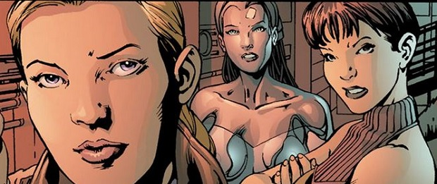 Review VF - The Authority Tome 1 4