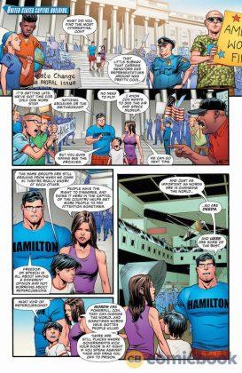 Preview VO - Superman #28 5