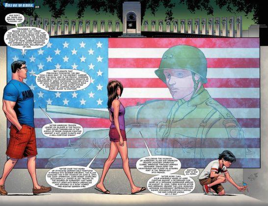 Preview VO - Superman #28 6