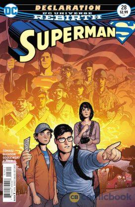 Preview VO - Superman #28 1