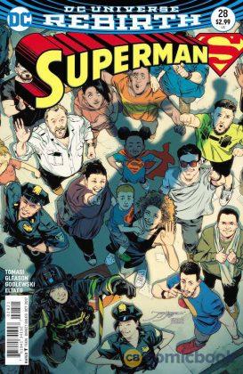 Preview VO - Superman #28 2