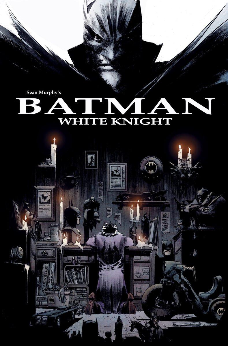"""Résultat de recherche d'images pour """"batman white knight 2"""""""