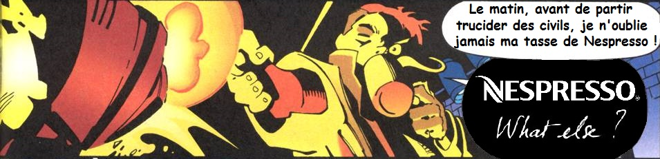 C for Crossover #5 : Daredevil and Batman - Eye For An Eye (Snyder v Gunn : Dawn of Crossover) 7