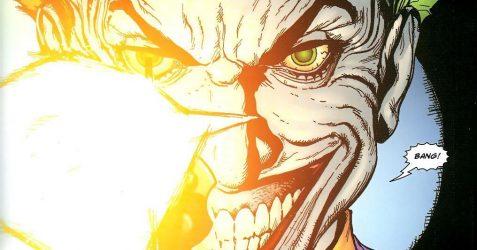 Review VO - Batman: The Man Who Laughs 1