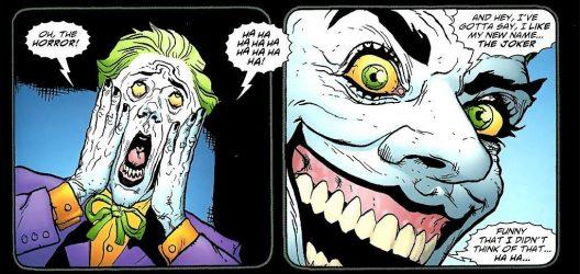 Review VO - Batman: The Man Who Laughs 2