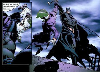 Review VO - Batman: The Man Who Laughs 3