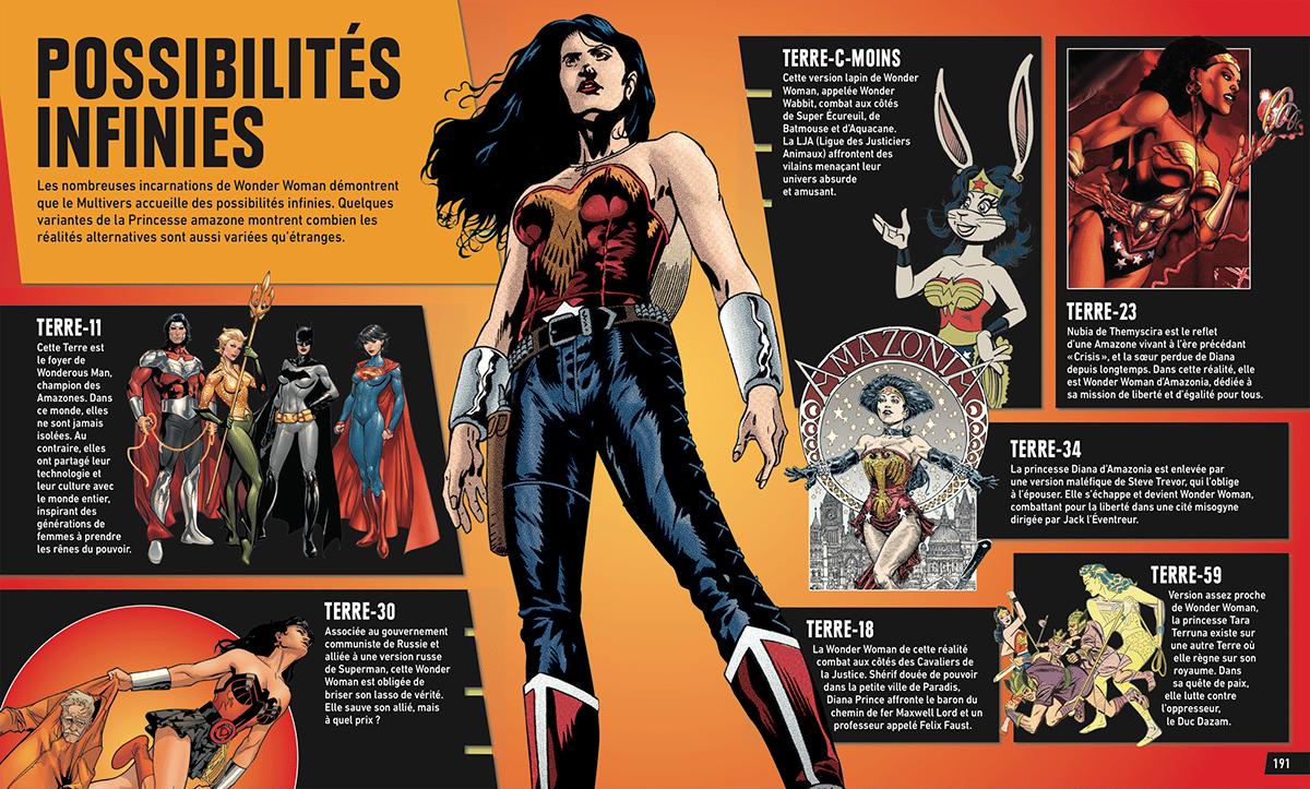 Review VF – Wonder Woman, l'encyclopédie illustrée 29
