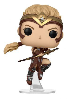 Funko agrandit à nouveau sa collection Wonder Woman 4