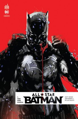 Preview VF - All Star Batman Tome 1 1