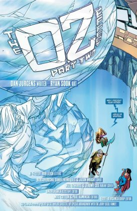 Preview VO - Action Comics #988 (The Oz Effect) 6