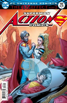 Preview VO - Action Comics #988 (The Oz Effect) 1