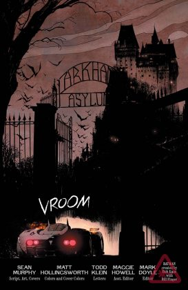 Preview VO #2 - Batman: White Knight #1 4