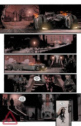 Preview VO #2 - Batman: White Knight #1 5