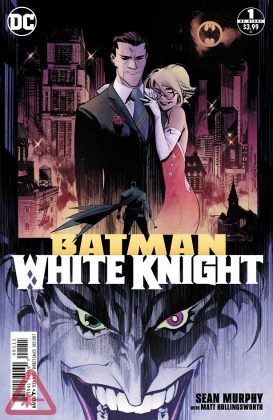 Preview VO #2 - Batman: White Knight #1 1