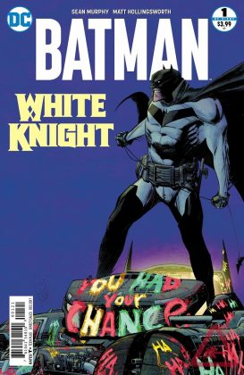 Preview VO #2 - Batman: White Knight #1 2