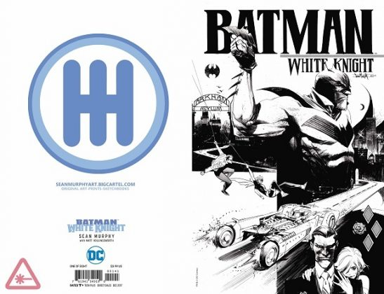 Preview VO #2 - Batman: White Knight #1 3