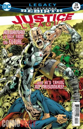 Preview VO - Justice League #28 1