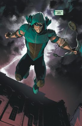 Preview VF - Green Arrow Rebirth Tome 1 5
