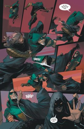 Preview VF - Green Arrow Rebirth Tome 1 6