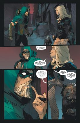 Preview VF - Green Arrow Rebirth Tome 1 8