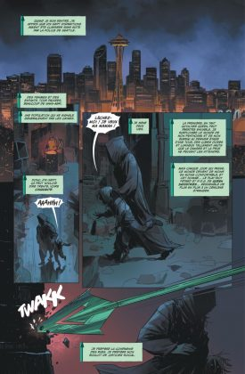 Preview VF - Green Arrow Rebirth Tome 1 4