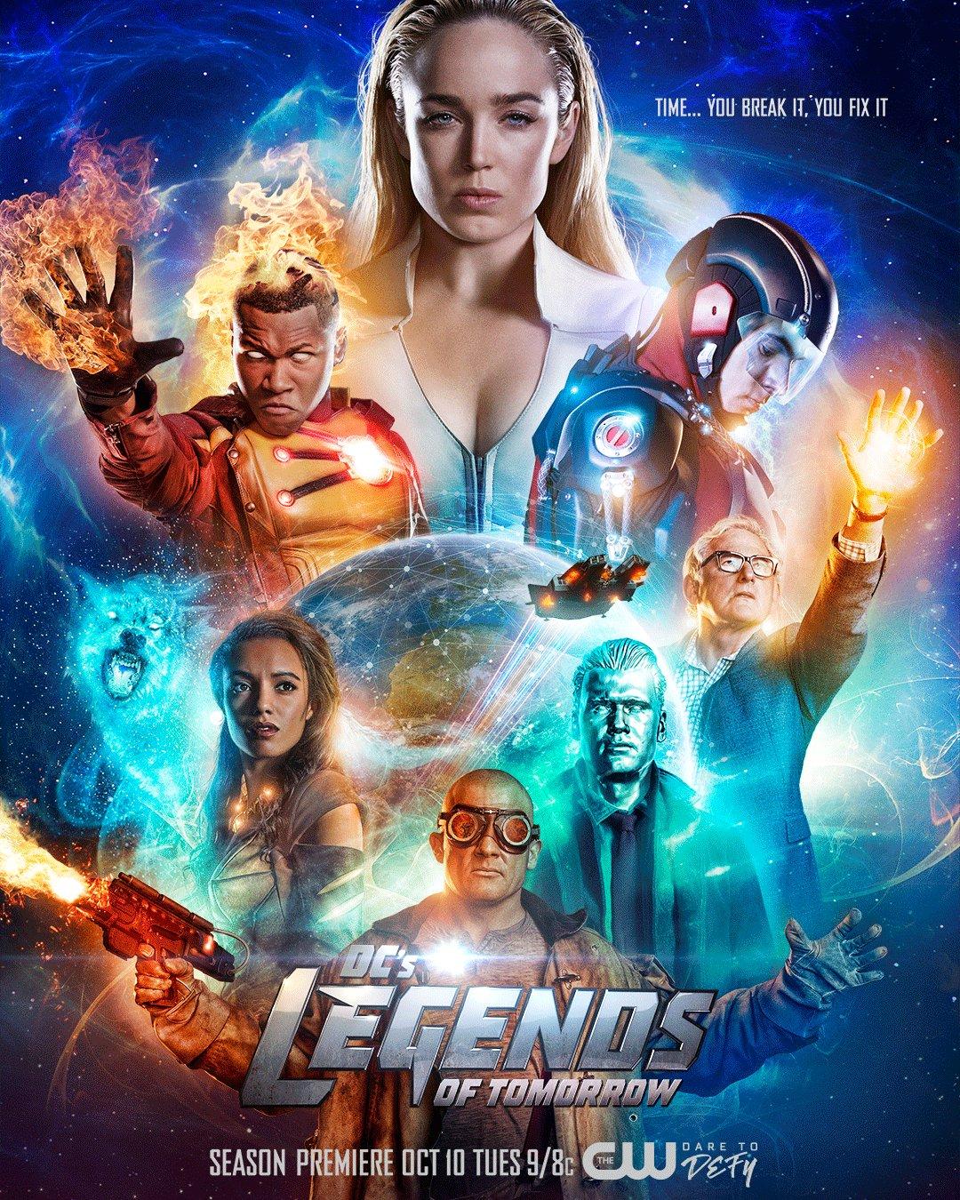"""Résultat de recherche d'images pour """"Legends Of Tomorrow"""""""