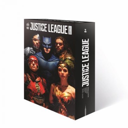 Urban Comics sortira un coffret découverte Justice League 1