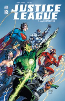 Urban Comics sortira un coffret découverte Justice League 3