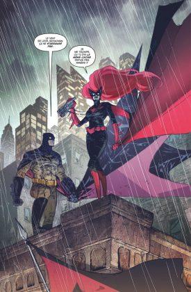 Preview VF - Batman - La Nuit des Monstres 3
