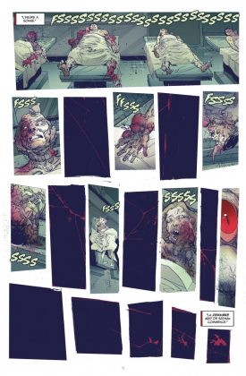 Preview VF - Batman - La Nuit des Monstres 6