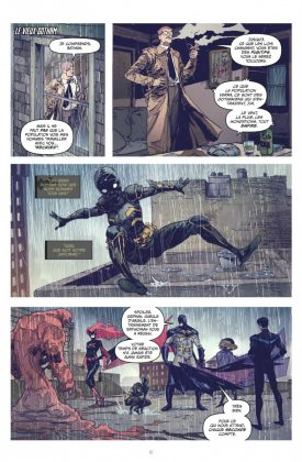 Preview VF - Batman - La Nuit des Monstres 7