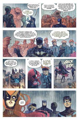 Preview VF - Batman - La Nuit des Monstres 8