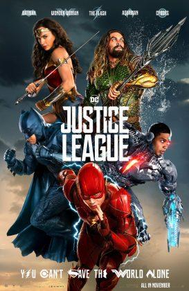 Un nouveau poster et quelques visuels pour Justice League 1