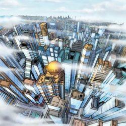 Top 10 (selon nous) #29 : les lieux les plus emblématiques de l'univers DC 3