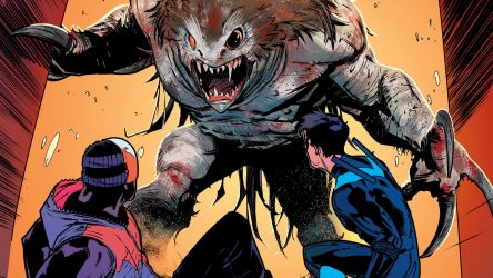 Review VF - Nightwing Rebirth Tome 1 : Plus fort que Batman 2