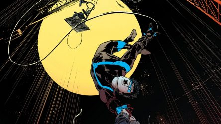 Review VF - Nightwing Rebirth Tome 1 : Plus fort que Batman 3