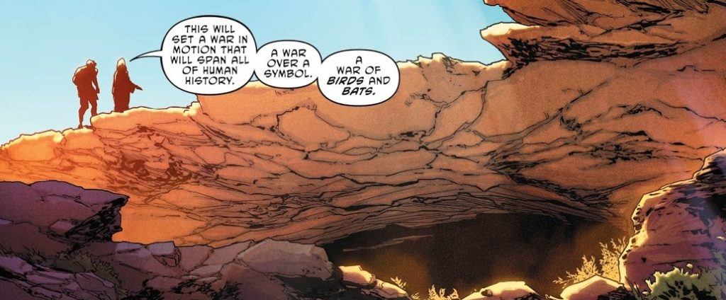 Review VO - Batman : Lost #1 2