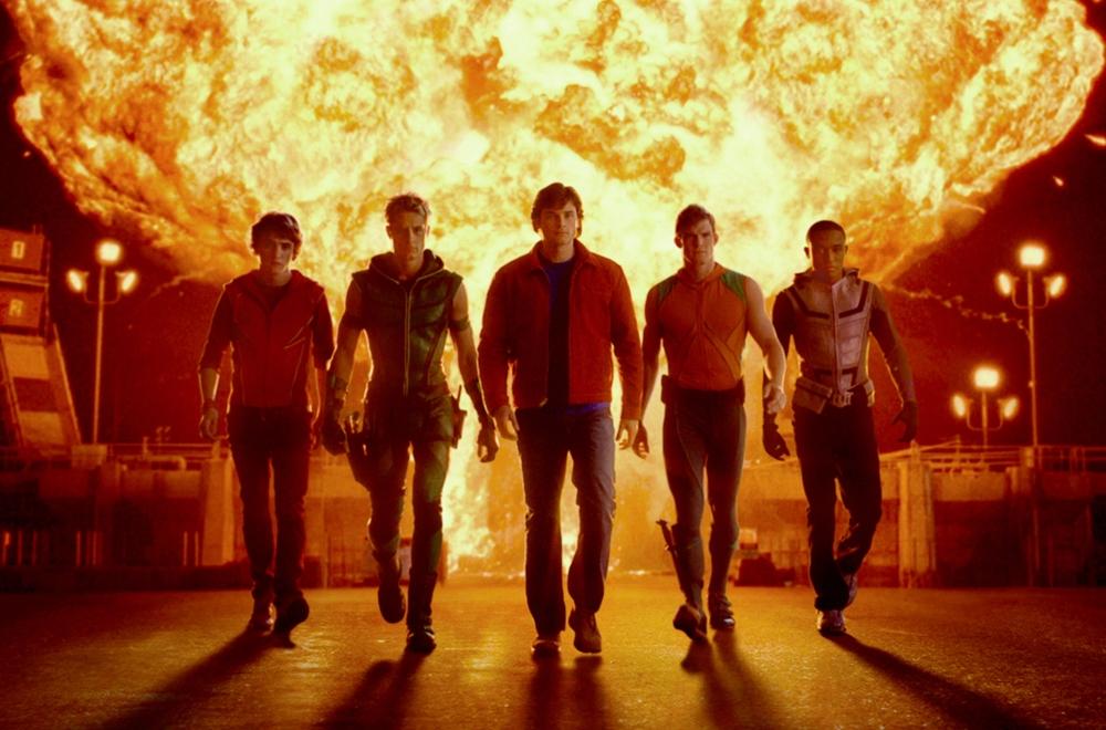 Off My Mind #59 - Smallville : les prémices d'une Justice League 35