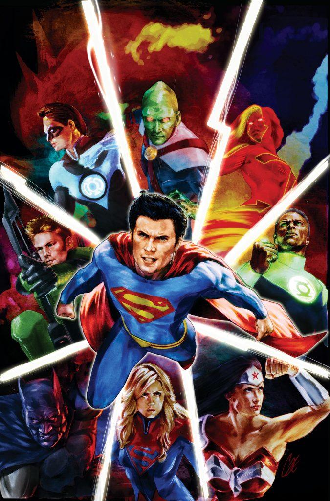 Off My Mind #59 - Smallville : les prémices d'une Justice League 37
