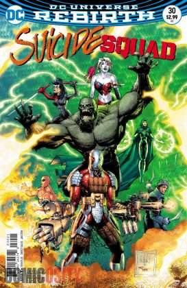 Preview VO - Suicide Squad #30 1