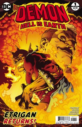 Preview VO - The Demon : Hell is Earth #1 1